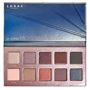 Lorac Unzipped Mountain Sunset Eyeshadow Palette!